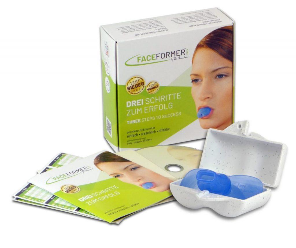 Faceformer Verpackung